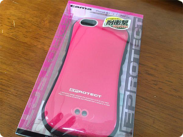 多摩電子工業 inG iPhone5用ケース EPROTECT